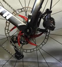 5 Detail front brake